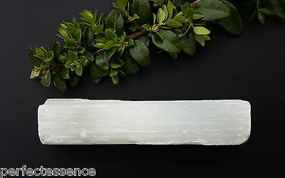 Large A Grade Selenite Crystal Wands Sticks - 9-10cm  Angelic Realm, Protection!