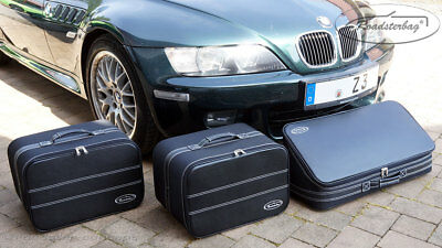 Original Roadsterbag Koffer Set 3tlg. für BMW Z3