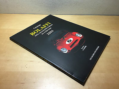 Catalogo Catalogue BOLAFFI 2004 - Cars Coches - Italian English - For Collectors