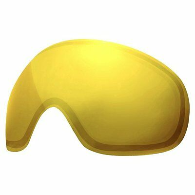 Electric Eg3 Yellow Replacement Lens 2014 Snowboard Goggles Free Post Australia