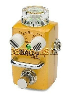 Hotone Skyline Series WALLY Compact Looper Guitar Pedal NEW Sealed Box