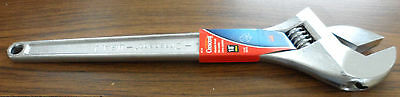 """Cooper 18"""" Adjustable Wrench Part Number Ac118"""