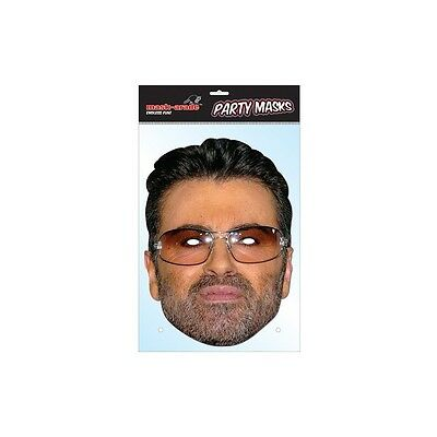 George Michael Party Mask