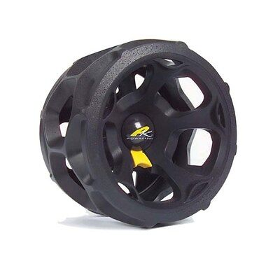 Powakaddy Winter Trolley Wheels (Pair) Black