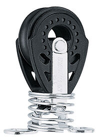 Harken 349 29Mm Stand-Up Single Carbo Block New