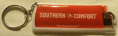 Southern Comfort Key Chain - Fake Lighter - Lights Up...NEW