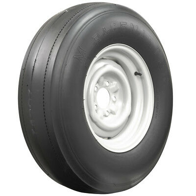 9.00-15 MVD007 M & H Vintage Drag Slick Tires-Each