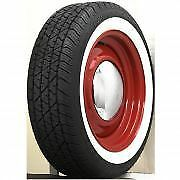 "P225/55R17 BFGoodrich Radial 1 1/2"" Whiteline Tires-Each"