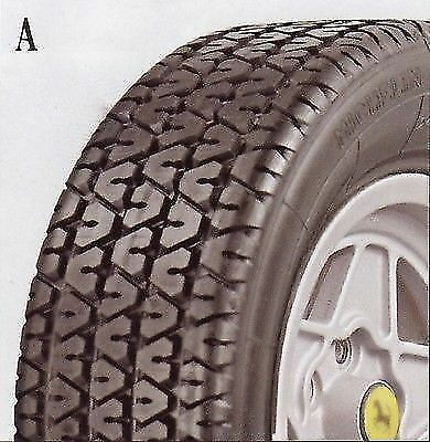 220/55VR390 Michelin TRX Blackwall Radial  Tires-Each