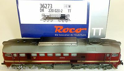 BR 220 020 2 Diesel locomotive DR Taiga drum DIGITAL SOUND Roco 36273 NIP HK4 µ
