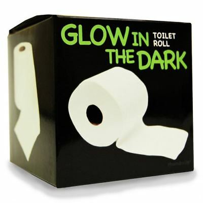 Thumbs Up Glow In The Dark Toilet Paper Roll