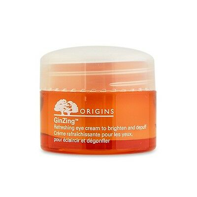 1PC Origins GinZing Refreshing Eye Cream to Brighten and Depuff 15ml Radiance