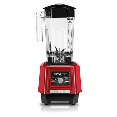 Waring Pro Blade 2 Horsepower Commercial Quality Blender with Variable Speed Red