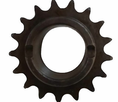 ukscooters LAMBRETTA FRONT DRIVE SPROCKET 17 TOOTH NEW