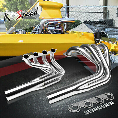 Jet Boat Water Injection Stainless Steel Header Manifold For Big Block V8 Engine