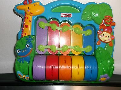fisher price child's musical fun  toy, 2007 mattel, for children 3 and above
