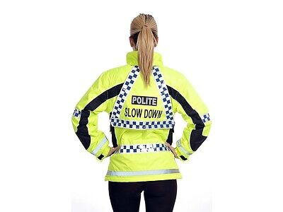 Equisafety Polite Aspey Winter Jacket Waterproof Reflective Riding Coat