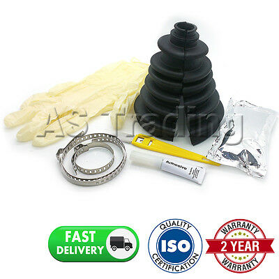 Car Quad Atv Driveshafts Gaiters Universal Split Cv Joint Sticky Boot Kit