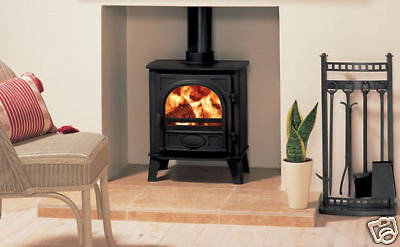 Stovax Stockton 5 Multifuel Wood burning Stove stoves free del to england wales