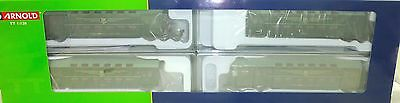 Double decker train 4 pieces DR EpIV Arnold HN9505 NEW TT 1:120 OVP #HS3 å