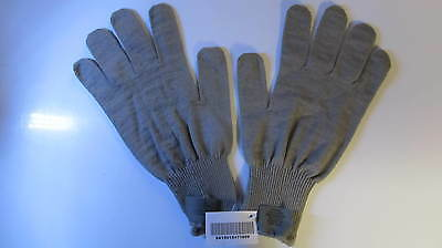 NEW US Army Military WOOL GLOVE INSERT ACU CW Cold Weather Medium / Large Gloves