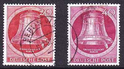 Germany - Berlin #9N77-19 Used 1951-2,  Cv$30.00 Hl67