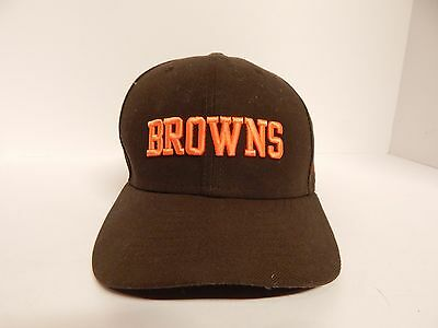 2ebb7826993 NFL Cleveland Browns New Era 59Fifty Fitted Ball Cap Hat Size 7 3 8 58.7