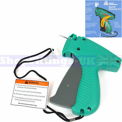Avery Dennison Mark III 10651 Regular Tagging Gun Kimble Tag Retail Clothing