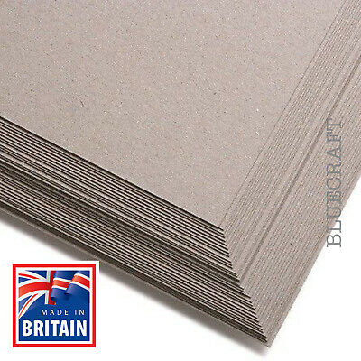 A3 Greyboard Crafting Card Thick Mount Backing Board 1000 microns 1mm