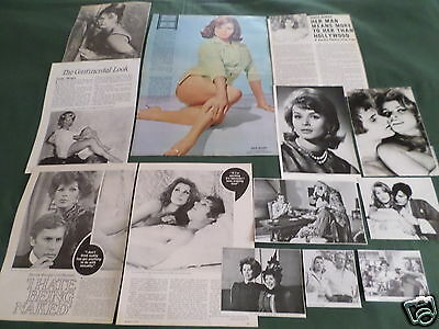 Senta Berger - Film Star - Clippings /cuttings Pack