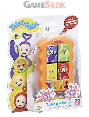 Teletubbies Tubby Phone (Multi-Colour) - Toys Brand New Free Delivery