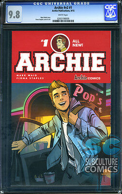 Archie #1 - Cgc 9.8 - Sold Out - First Print - Very Rare In High Grade - Hot