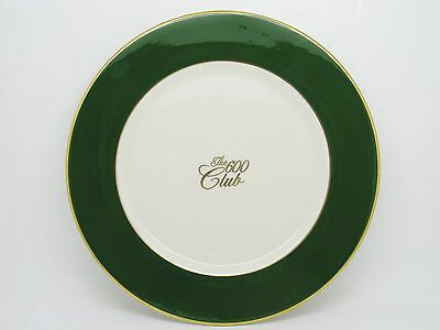 Rare Oneida The 600 Club Fenway Park Plate