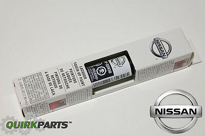 Nissan (Dark Slate, K50) Touch Up Paint + Clear Coat Pen OEM NEW