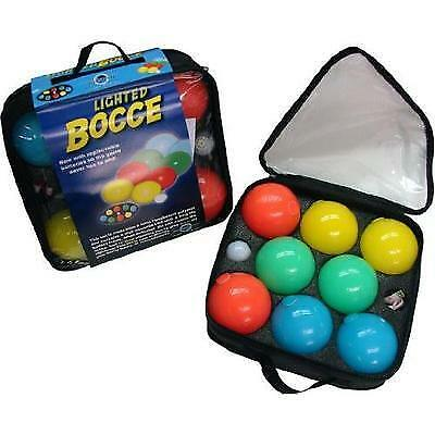 Water Sports Lighted Bocce Set #7IQ