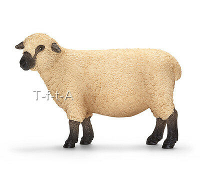 FREE SHIPPING | Schleich 13681 Shropshire Sheep Model Figurine - New in Package