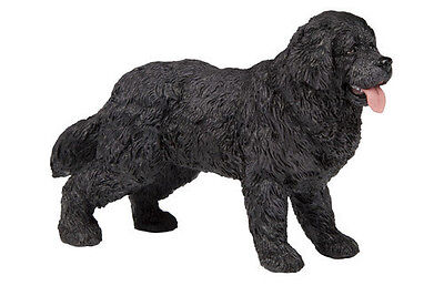 FREE SHIPPING   Papo 54018 Newfoundland Terrier Dog Animal Toy - New in Package