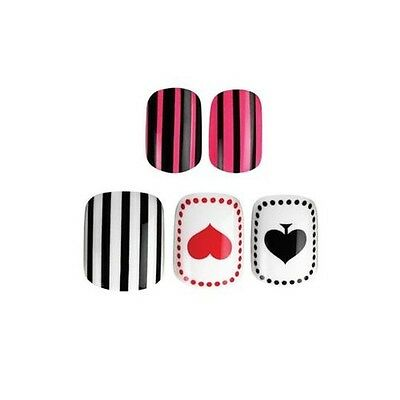 Elegant Touch express faux ongles - Tendance Alice Nail Art (24 ongles)