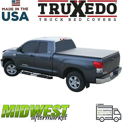 Truxedo Truxport Soft Roll Up Tonneau Cover Fits 2000-2006 Toyota Tundra 6' Bed