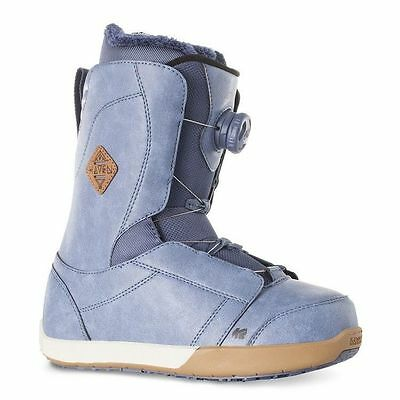 2015 K2 Haven Washed Blue 11.0 Women's Snowboard Boots