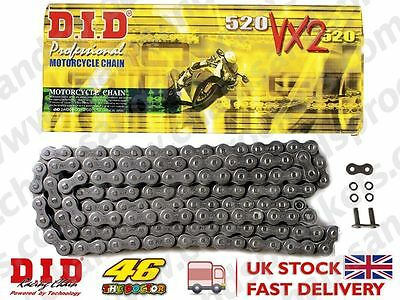 DID HD X-Ring Motorbike Chain 520VX2 92 fits Kymco 300 Maxxer 05-08