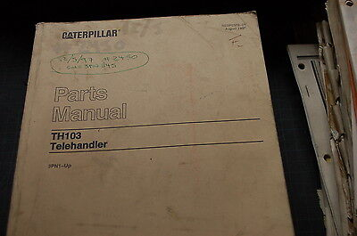 Caterpillar gc20 operators Manual