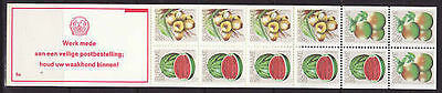 SURINAM. 1978. Fruits Livret, No 6 a. Melons à Left. SG: 930ab