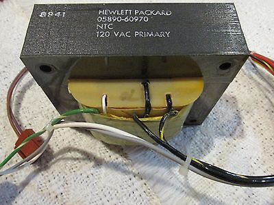 Agilent HP 5890 5890A Gas Chromatograph 120V AC Transformer 05890-60970