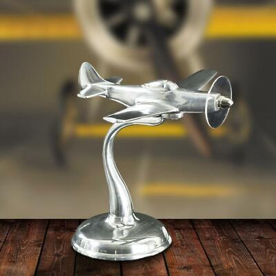 P-51 Mustang - Trench Art Model Plane Aeroplane Airplane Aluminium Fighter World