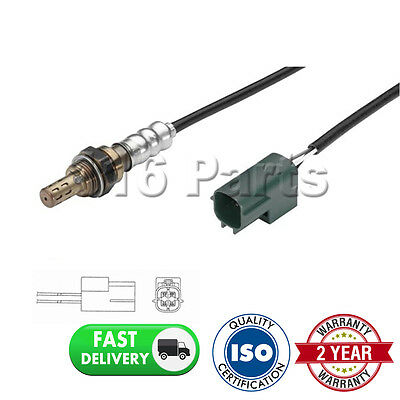 For Nissan Micra K12 1.2 16V (2003-05) 4 Wire Front Lambda Oxygen Sensor Exhaust