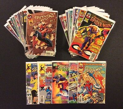 UNTOLD TALES OF SPIDER-MAN #1 - 25 +Specials Comic Books COMPLETE Kurt Busiek NM