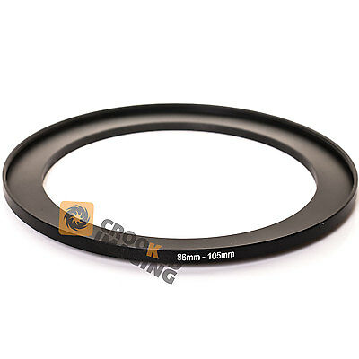 LENS ADAPTER STEPPING STEP UP RING 86mm to 105mm Filter By Kood - FREE UK P&P