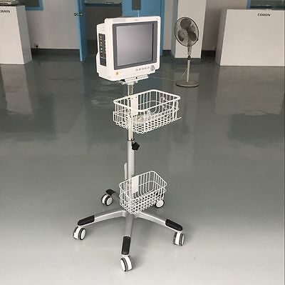 Rolling stand for monitor