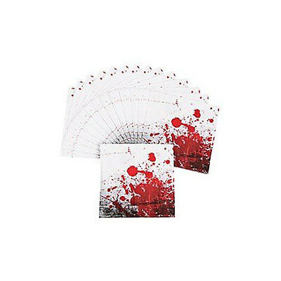 Zombie Party Luncheon Napkins 16 Piece Pack
